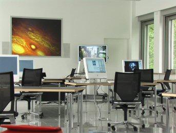 El Newsplex de Darmstadt | Fuente: Ifra.com